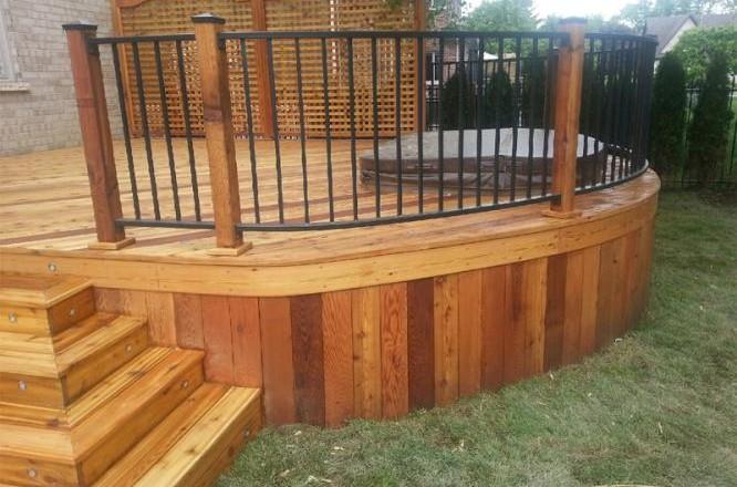 Decks and Custom Carpentry in Toronto