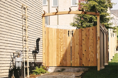 deck and custom carpentry contractors