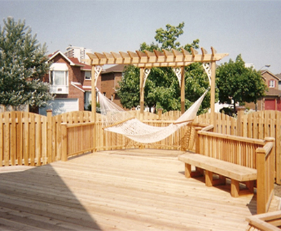 Fence and Deck Designs in Toronto