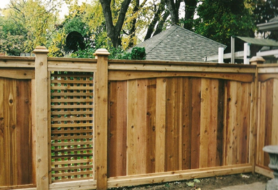residential privacy fencing