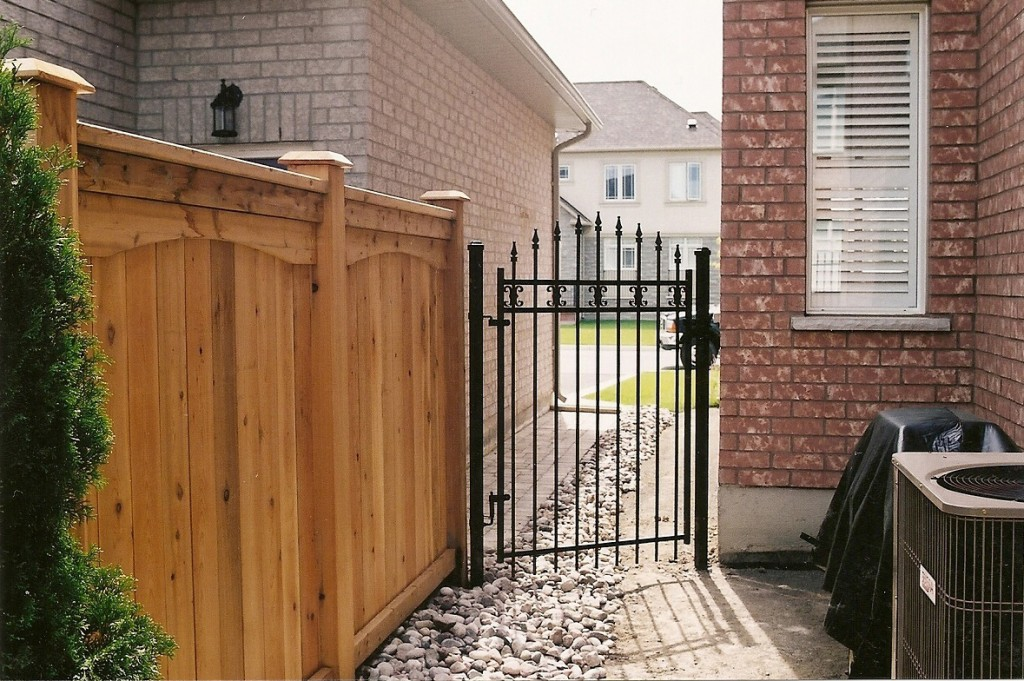 Residential Fencing Design Gallery In Toronto Total