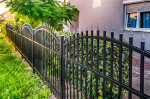 ornamental iron fences and gates