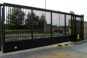 How to select a Durable Commercial Fence Gate?